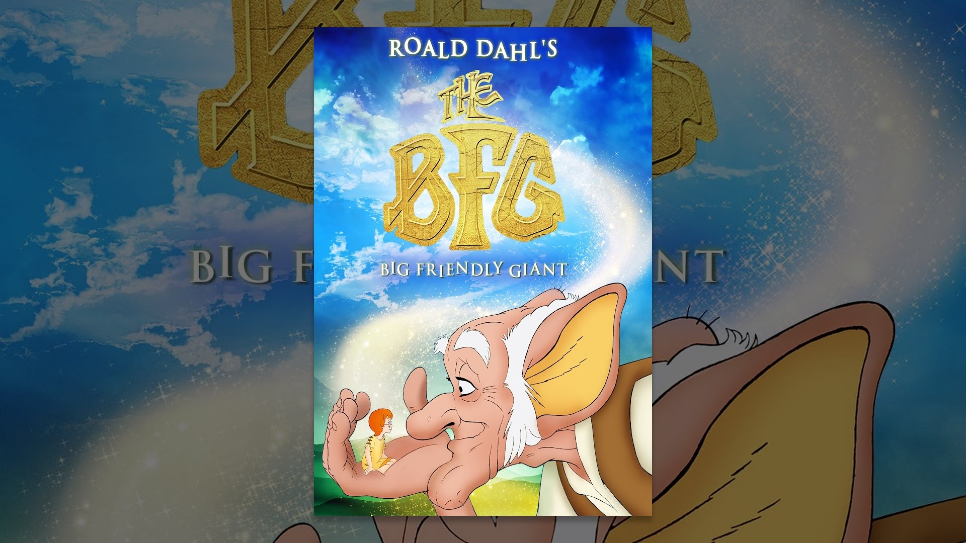 Download Roald Dahl's The BFG