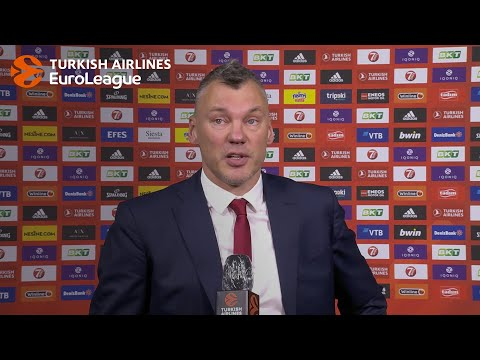 Post-game Interview: Coach Jasikevicius, FC Barcelona