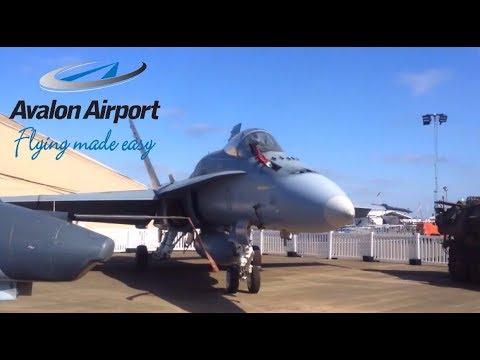 Australian International Airshow: Avalon 2017