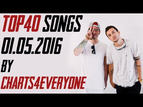TOP 40 SONGS (01.Mai/May.2016)