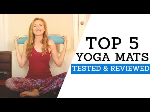 The Best Yoga Mats | My RECAP After Testing them All | Sweat Proof, Best for Hot Yoga, more
