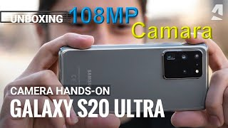 Unboxing My New Phone 🔥: Samsung Galaxy S20 Ultra,Samsung Galaxy S20 Ultra - Hands On With The Beast