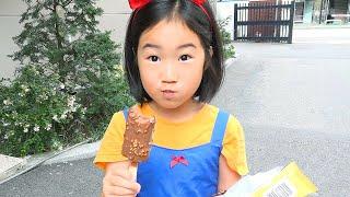 Collection d'histoires - Boram est le vendeur de glaces