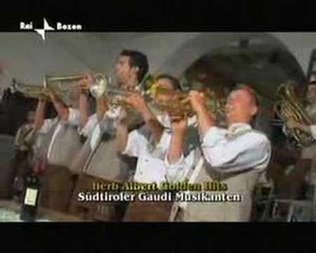 Herb Alpert Golden Hits - Südtiroler Gaudimusikanten