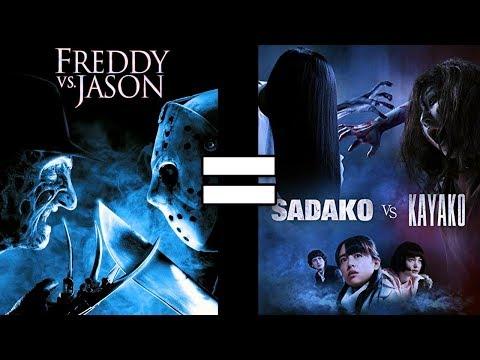 24 Reasons Freddy vs  Jason & Sadako vs  Kayako Are The Same Movie