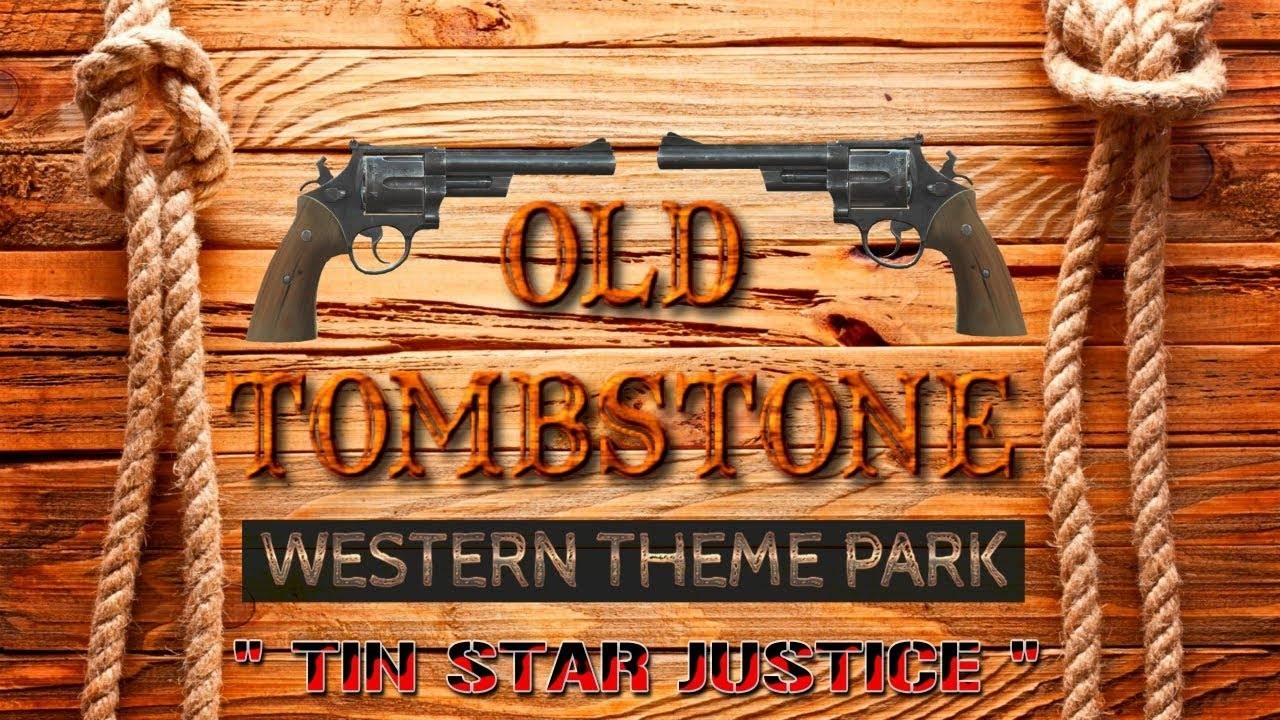 60686038 Old Tombstone Western Theme Park