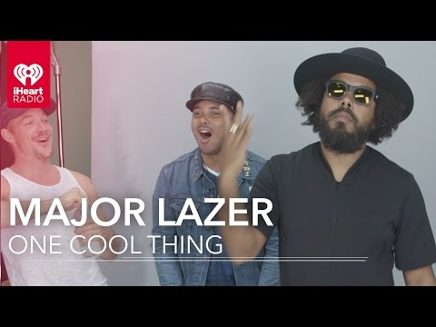 """Major Lazer - """"Cold Water"""" Game 