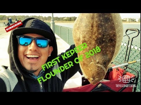 Flounder Fishing/ How To Fish For Flounder