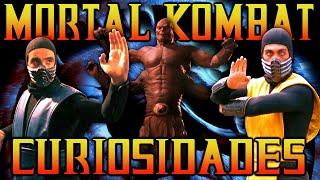 Curiosidades Mortal Kombat (1995)
