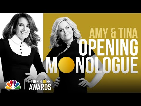 Amy Poehler and Tina Fey's Opening Monologue - 2021 Golden Globes - NBC