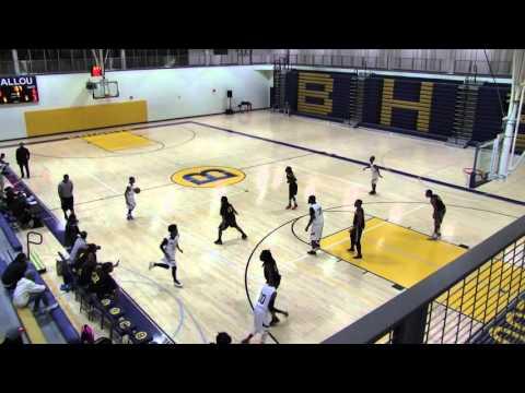 Ballou STAY Basketball