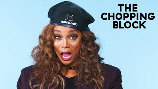 Tyra Banks Spills Her Worst Model Job Ever While Chopping Onions And Trying Not To Cry
