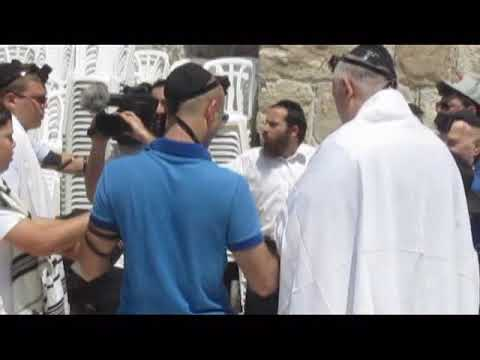 A tour of the Old City of Jerusalem Israel.Tour guide: Zahi Shaked