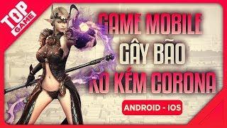 """[Topgame] Loạt Game Mobile Mới """"FREE"""" Đang Gây Bão Không Kém Corona (Covid 19)"""