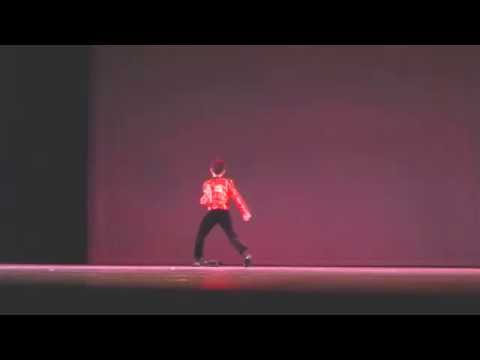 Derek Lee Dance Solo