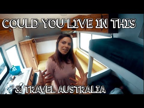 PERFECT OFF GRID SETUP FOR A FAMILY OF 4 TO LIVE AND TRAVEL AUSTRALIA!