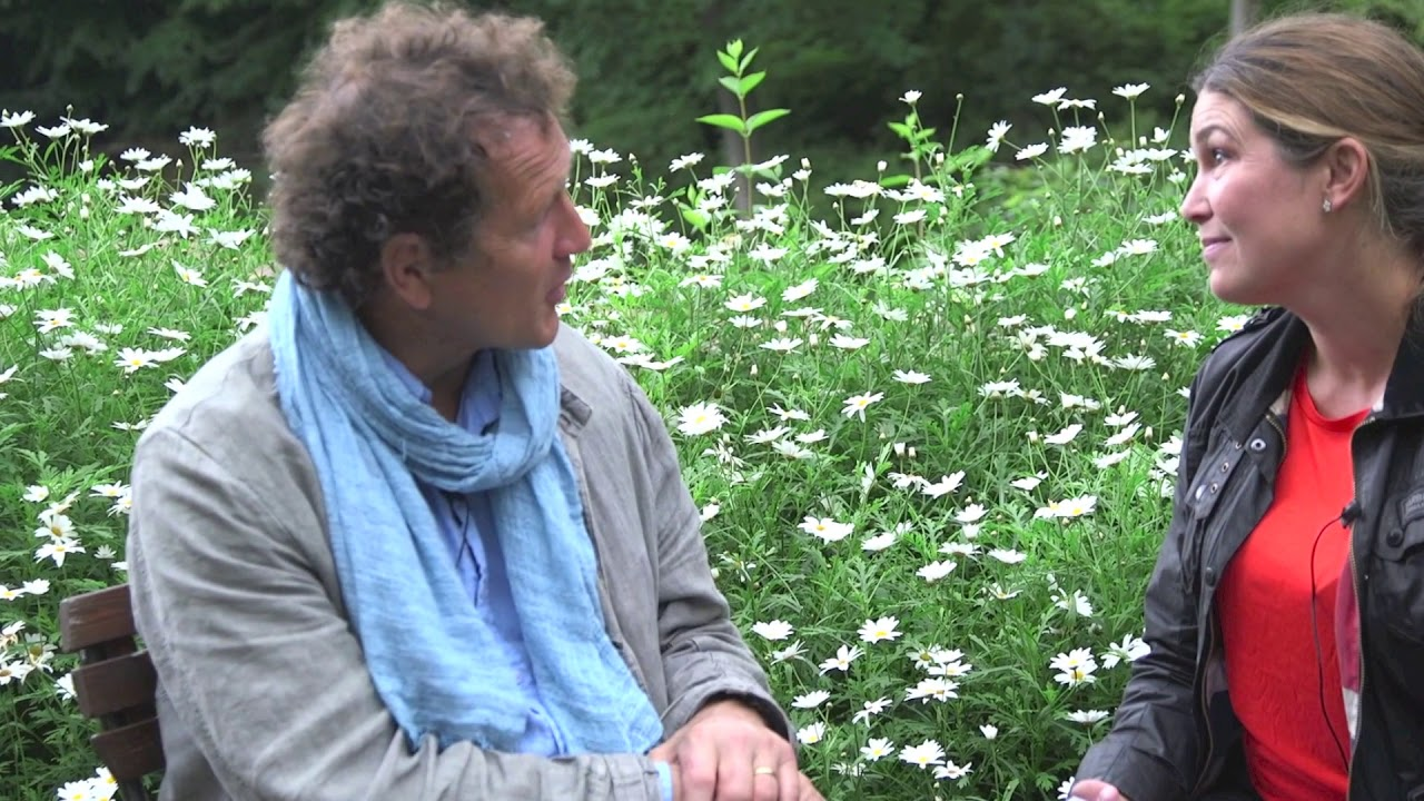 Monty Don from BBC and Gardeners World about swedish gardens and ...