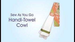 Handi-Towel Cowl