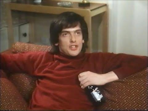 Peter Capaldi as George Harrison