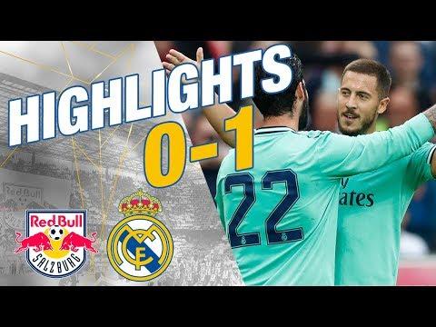 GOALS & HIGHLIGHTS | Red Bull Salzburg 0-1 Real Madrid