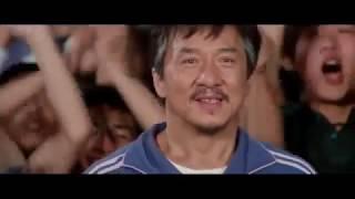 Прикольный клип с участием Джеки Чан