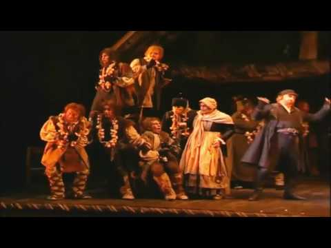 Dance of the Vampires - Full German Musical (+english translation) - Part 1