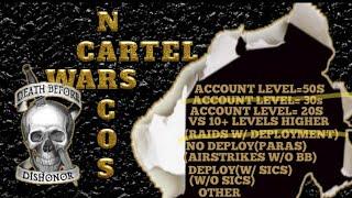 NARCOS CARTEL WARS RAID 12