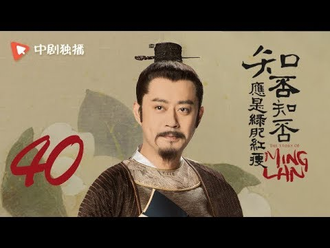 知否知否应是绿肥红瘦【未删减】40(赵丽颖、冯绍峰、朱一龙 领衔主演)