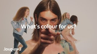 Desigual |'What's colour for us?' | COLOUR IS YOU SS19 Campaign