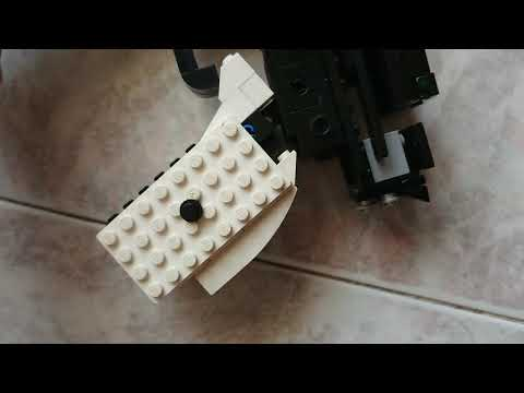 Lolife Pistol (2nd Try) (Lego)