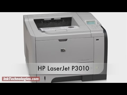 HP P3010 WINDOWS 7 X64 TREIBER