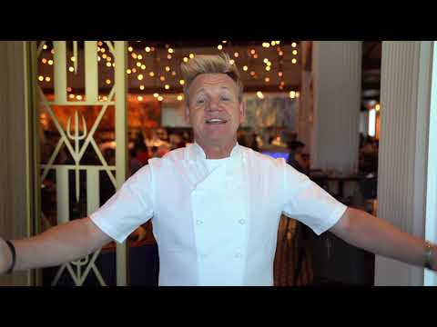 Pacey Williams - Gordon Ramsey to Open Hell's Kitchen In Tahoe!