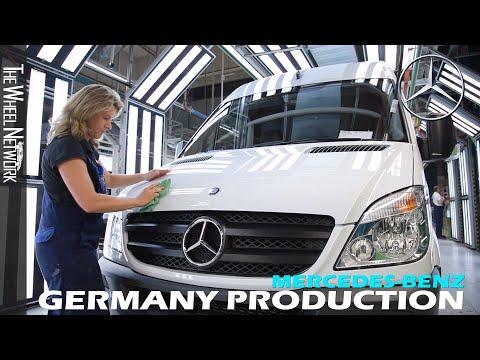 Mercedes-Benz Sprinter Production