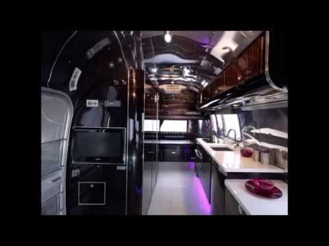 Modern RV Interiors 2015 - YouTube