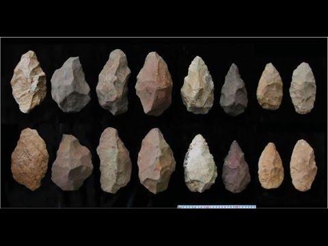 Hallan herramientas de piedra mucho m s antiguas que los primeros humanos youtube Fuentes de piedra antiguas