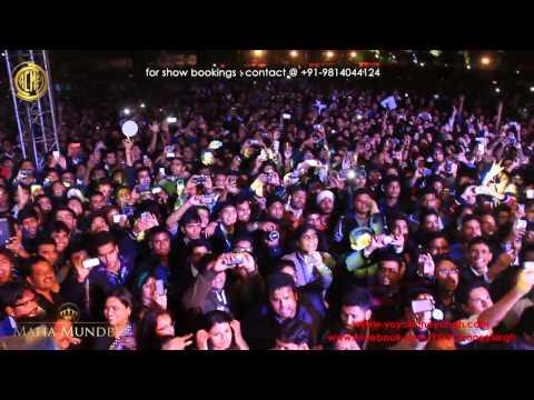 YO YO HONEY SINGH LIVE @ UDAIPUR , RAJSTHAN (14-12-12)