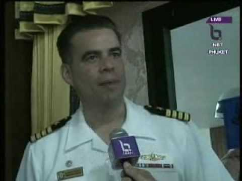 Interview US Navy Commodore US Navy & Captain USS Boxer