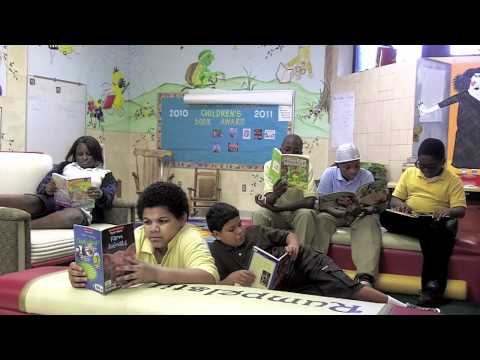 Indian Pines Elementary School Library - Read It! Read a Book
