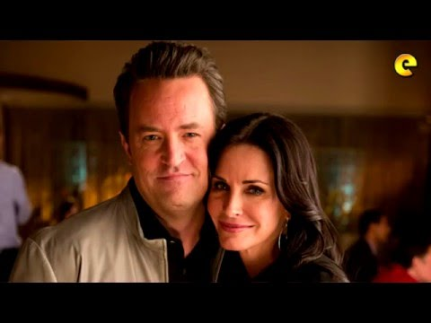 Matthew Perry And Courteney Cox Aren't Dating