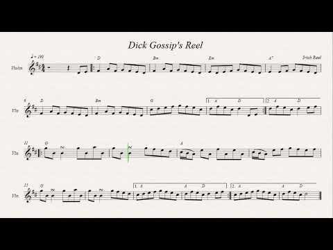 Dick Gossip's Reel