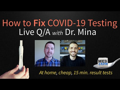 COVID-19 Daily Quick Tests (Results in 15 Min.): How to Fix Testing with At Home Rapid Antigen Tests