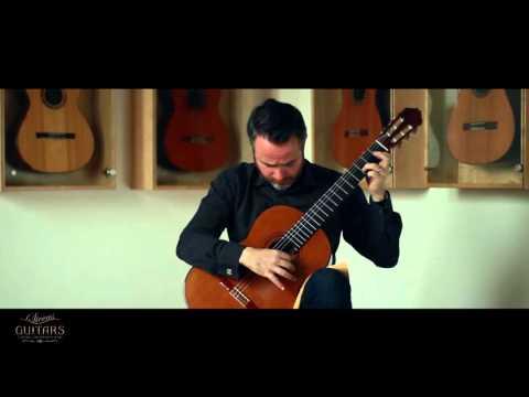 Matthew McAllister Andante BWV 1003 by J. S. Bach on 1989 Greg Smallman