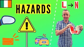 Hazard Perception, how to deal with hazards driving lesson.
