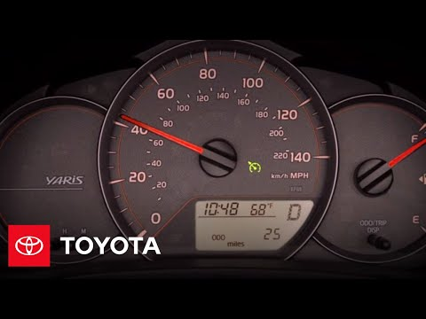 2012 Yaris How-To: Cruise Control   Toyota