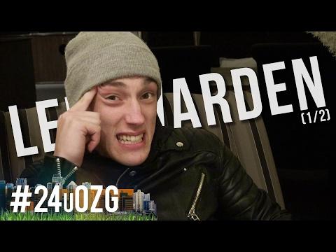 OVERNACHTEN bij DAKLOZENOPVANG?! (ft. Willem Vink) | LEEUWARDEN (1/2) #24uOZG