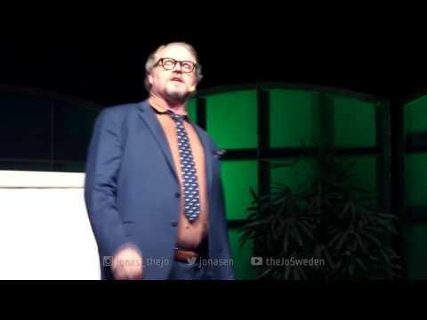 Fredrik Lindström om svensk mentalitet Åhaga, Borås 20160425