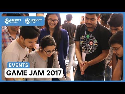 Game Jam 2017 @Ubisoft Pune