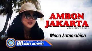 Mona Latumahina AMBON JAKARTA
