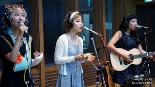 [Live on Air] The Barberettes - Be My Baby, 바버렛츠 - Be My Baby [정오의 희망곡 김신영입니다] 20160803