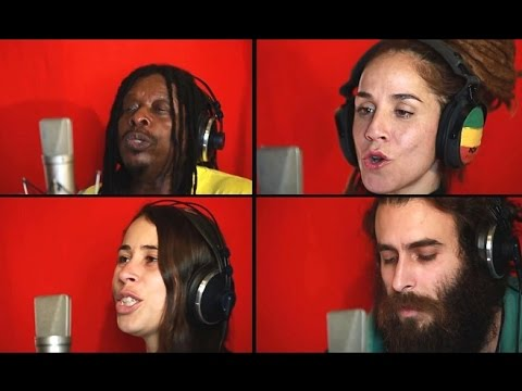 "Amazing Acapella Version - ""Could You Be Loved"" - Tribute To Bob Marley 70th Birthday"